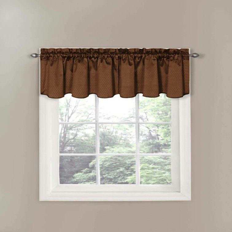 Curtain Valances For Windows Living Room