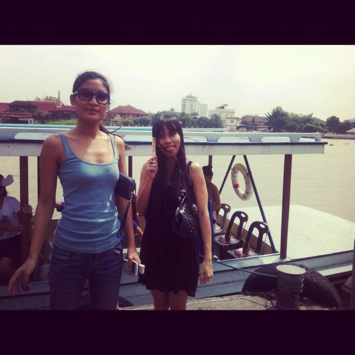tajskie koleżanki