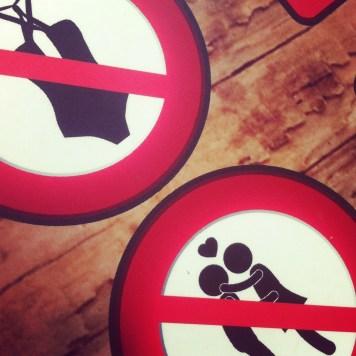 zakaz w dżungli
