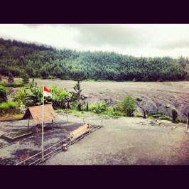 tu był dom patrona wulkanu