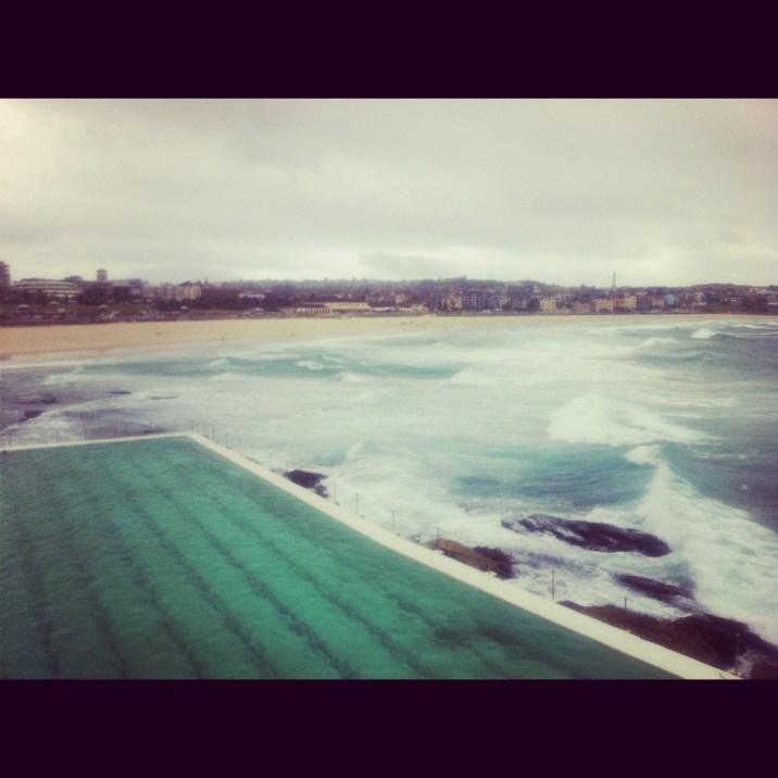 basen i morze