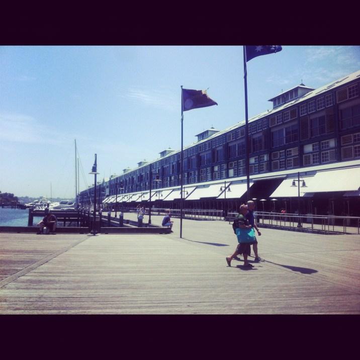 oto całe Sydney
