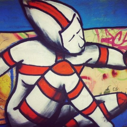i takie grafiti