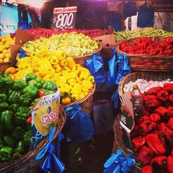 warzywnie kolorowo