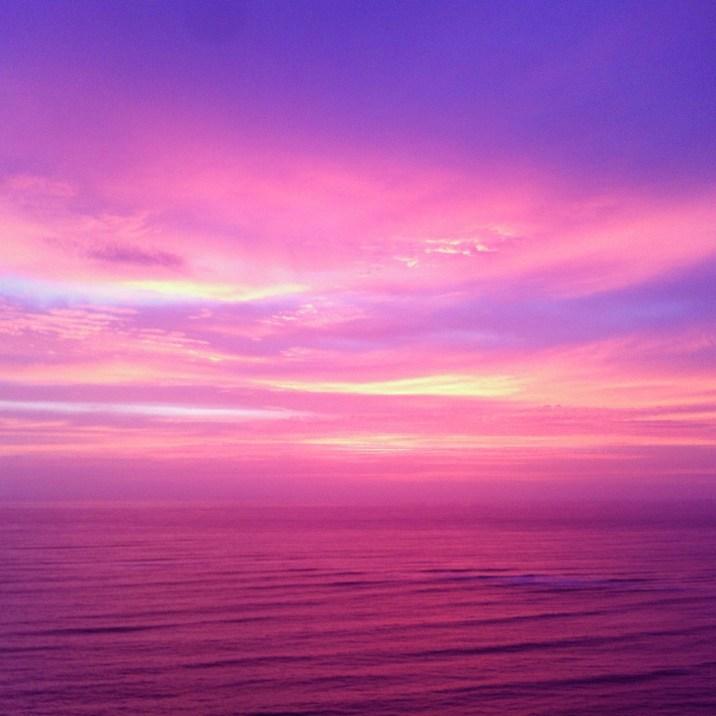 najpiękniejsze zachody słońce