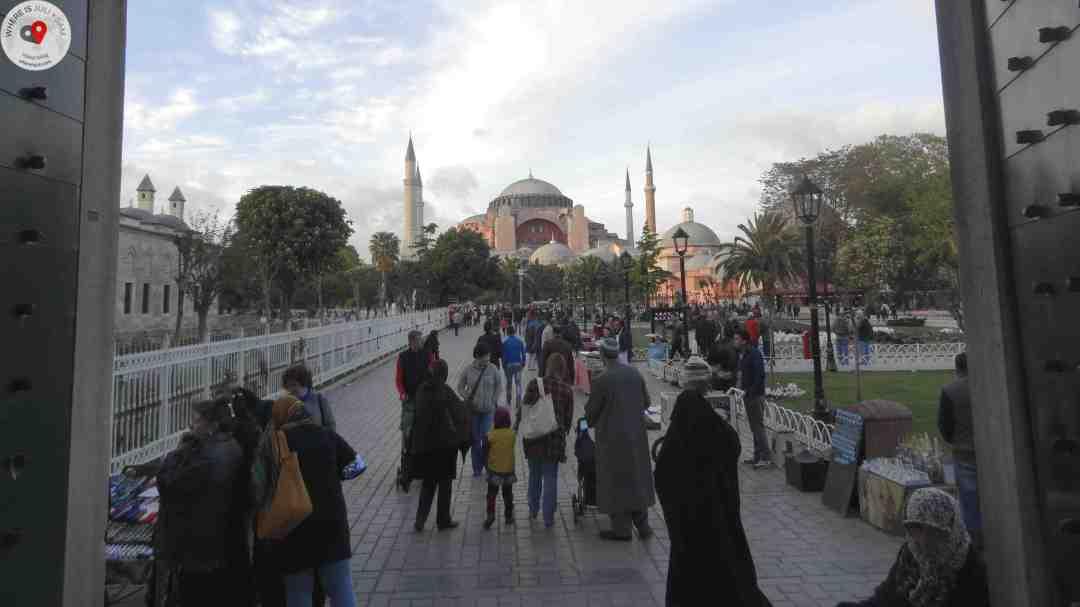 meczety w Stambule