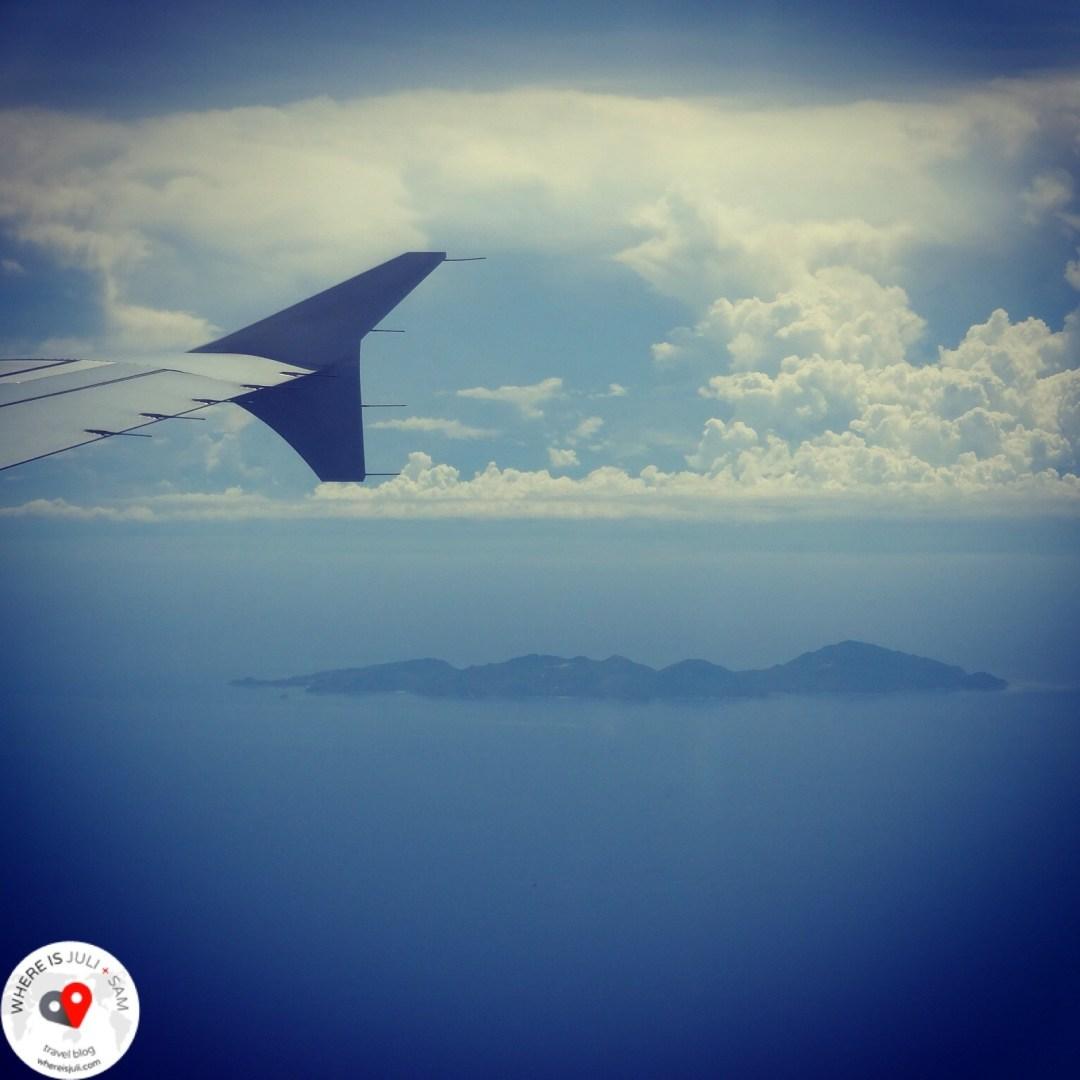 Samolot na Koha Samui