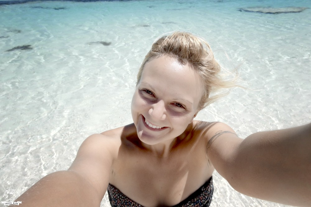 Julia na Rottnest Island