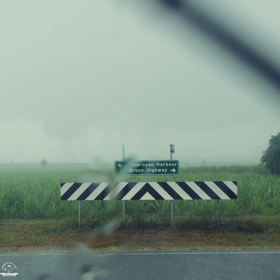 pora deszczowa w QLD