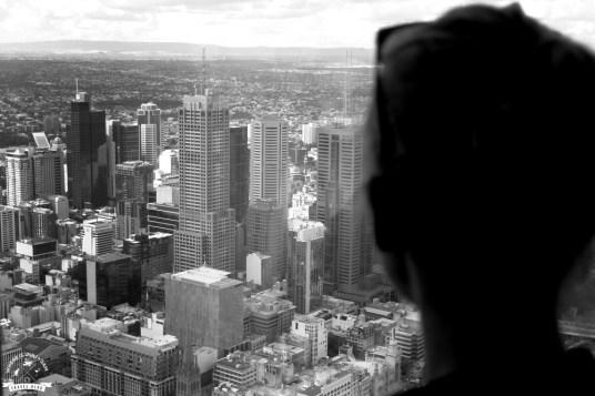 Widok na Melbourne 6