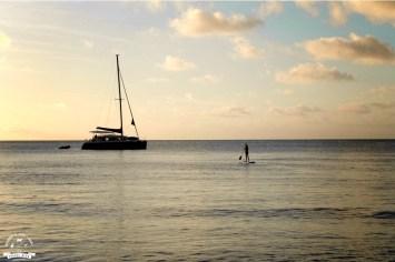 Maureens Cove sunset
