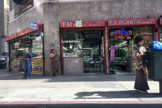 Centrum LA
