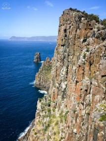 Tasmania Cape Hauy widok