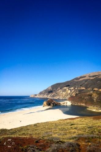 Trasa San Francisco Los Angeles jakie plaże