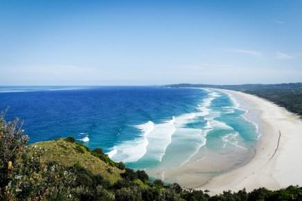 Trasa Sydney Brisbane Byron Bay
