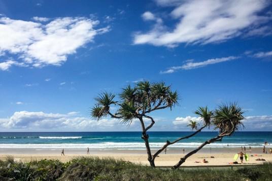 Trasa Sydney Brisbane Gold Coast