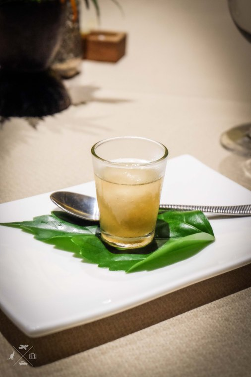 Nanuku Auberge Resort napoj imbirowy