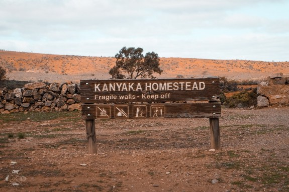 Kanyaka-Homestead
