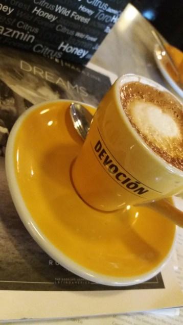 café devoción