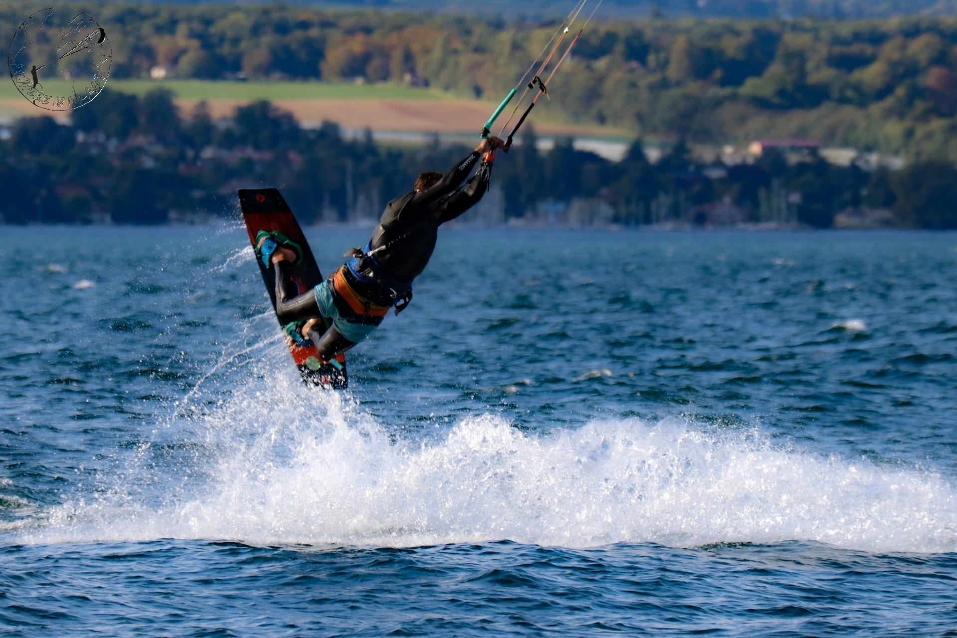 Home spot, kitesurf, Hermance, railey, déhooké, twin tip, freestyle