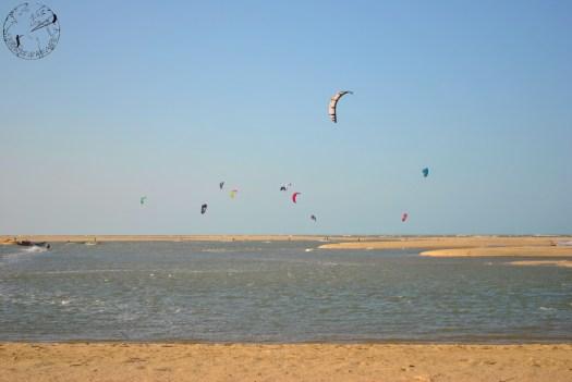 Lagon de Macapa spot de kite, kitetrip Brésil