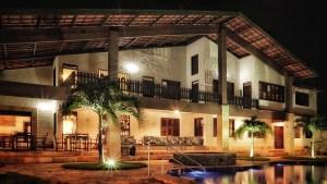 Line Up Pousada, Taiba, Brésil, Terrasse et piscine, jacuzzi