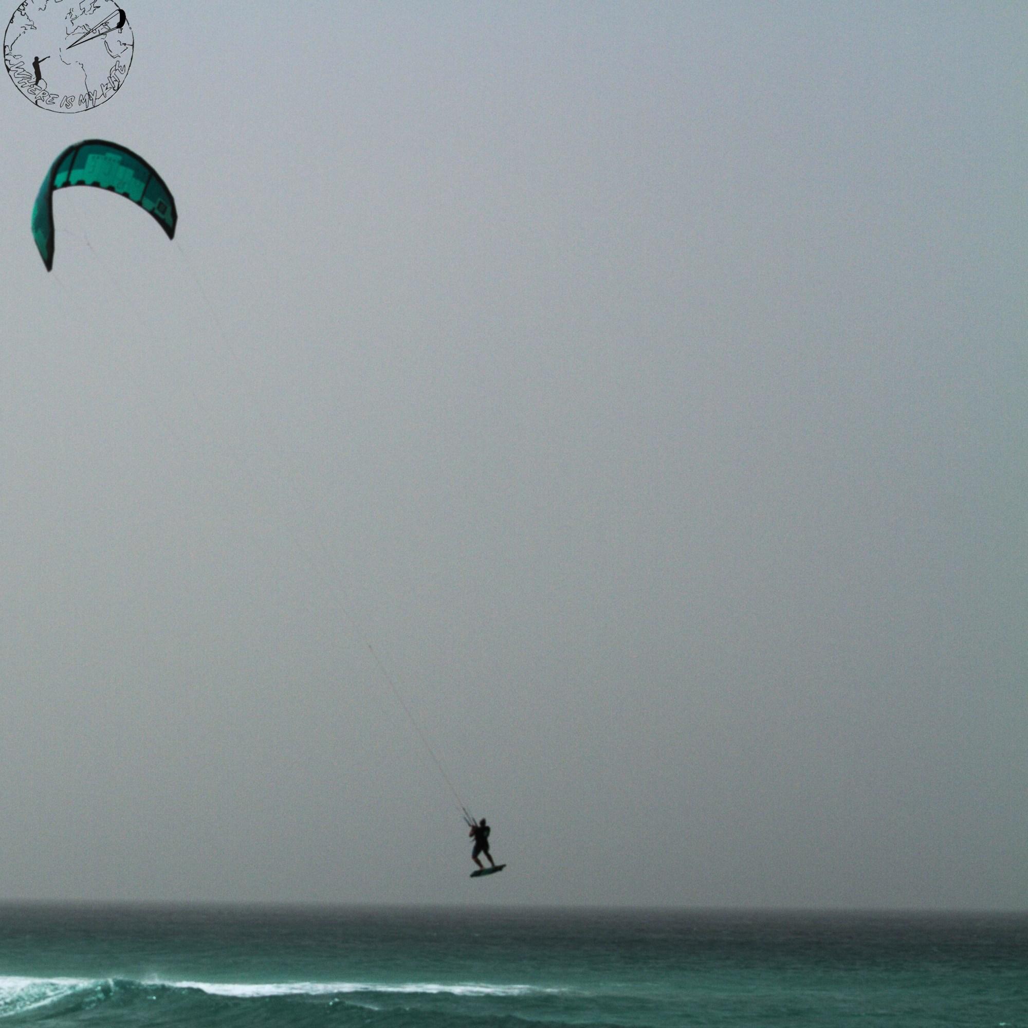 Praia de Chaves, Boa Vista kitetrip, Cabo Verde