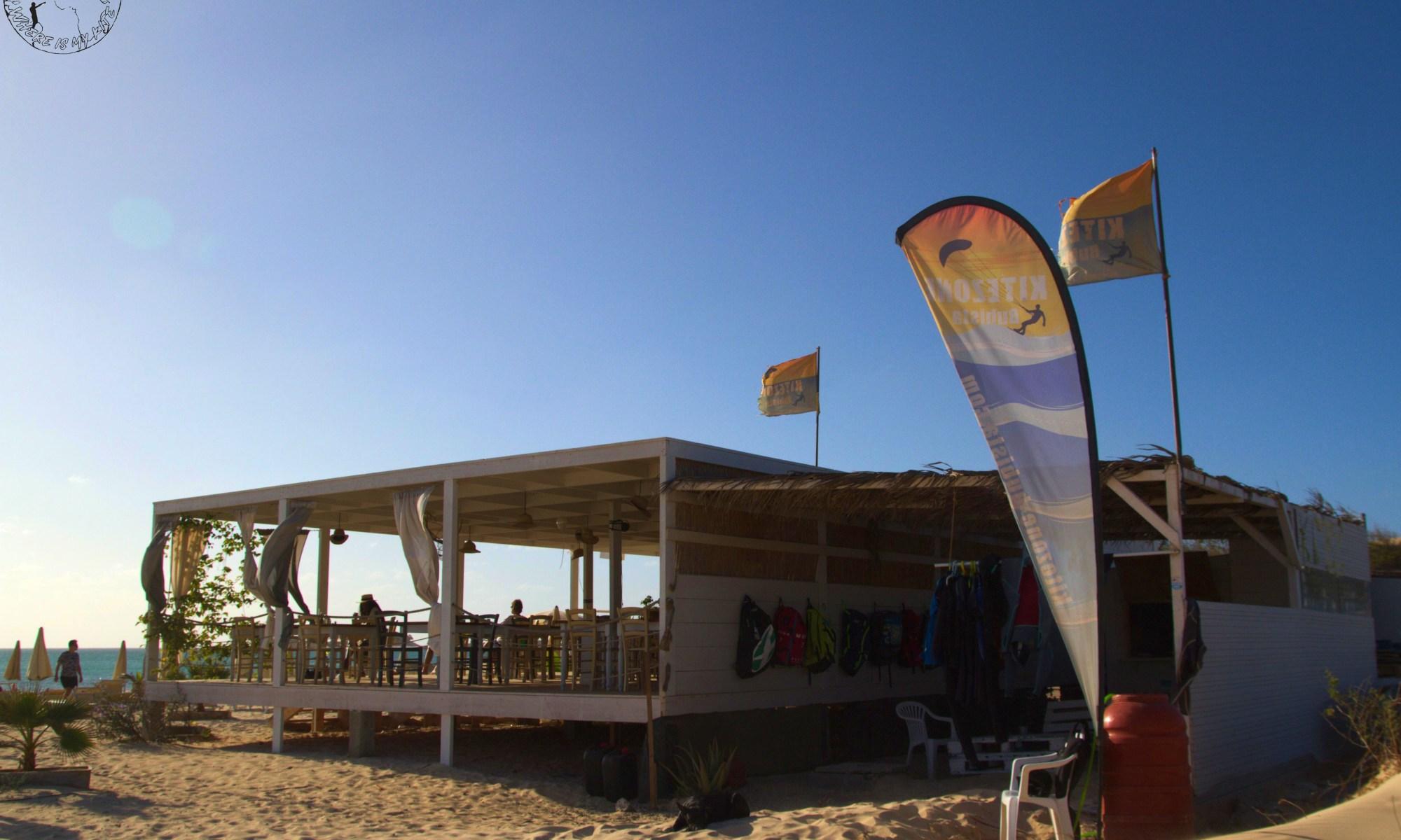 Ecole de kite au Cap-vert, Boa Vista