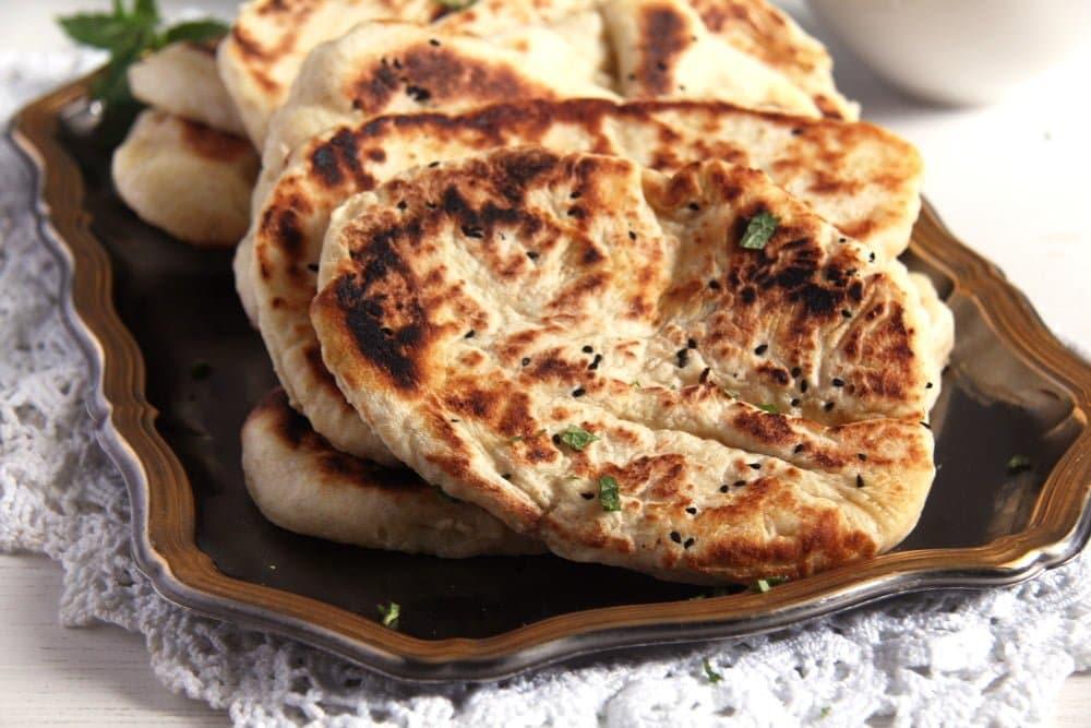 Afghan Naan Bread