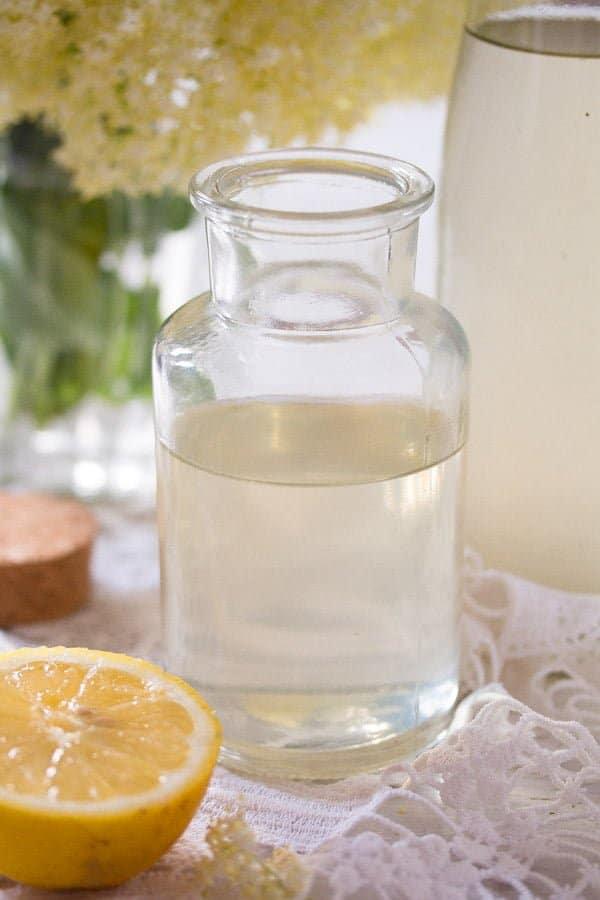 elderflower syrup 12 Homemade Elderflower Syrup or Elderflower Cordial