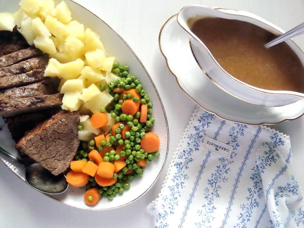balsamic beef roast Easy Roast Beef with Balsamic Vinegar Sauce