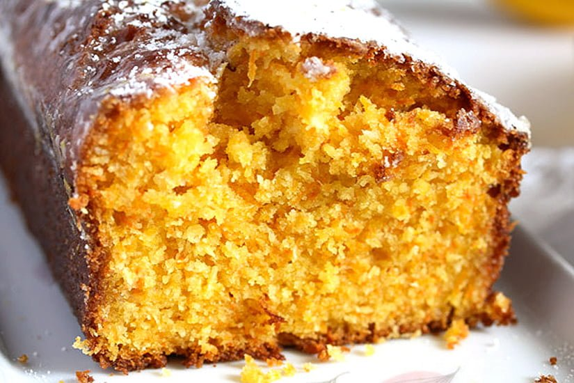 carrot cake with coconut 6 The Best Carrot Cake with Coconut and Lemon Glaze