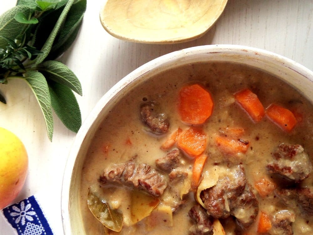 apple goulasch beef Comforting and Tender Beef Apple Goulash