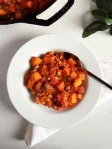 %name pumpkin bean sausage