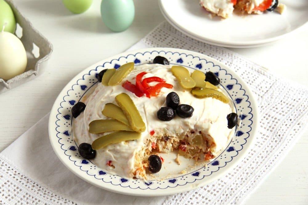 Romanian Boeuf Salad