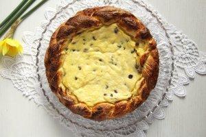 %name romanian cheesecake raisins