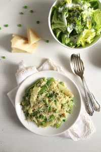 %name asparagus risotto salad