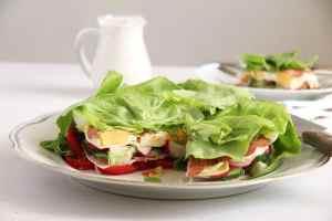 %name salad torte salami
