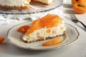 %name apricot cheese cake