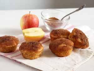 %name apple doughnut muffin