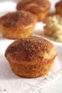 %name apple doughnuts