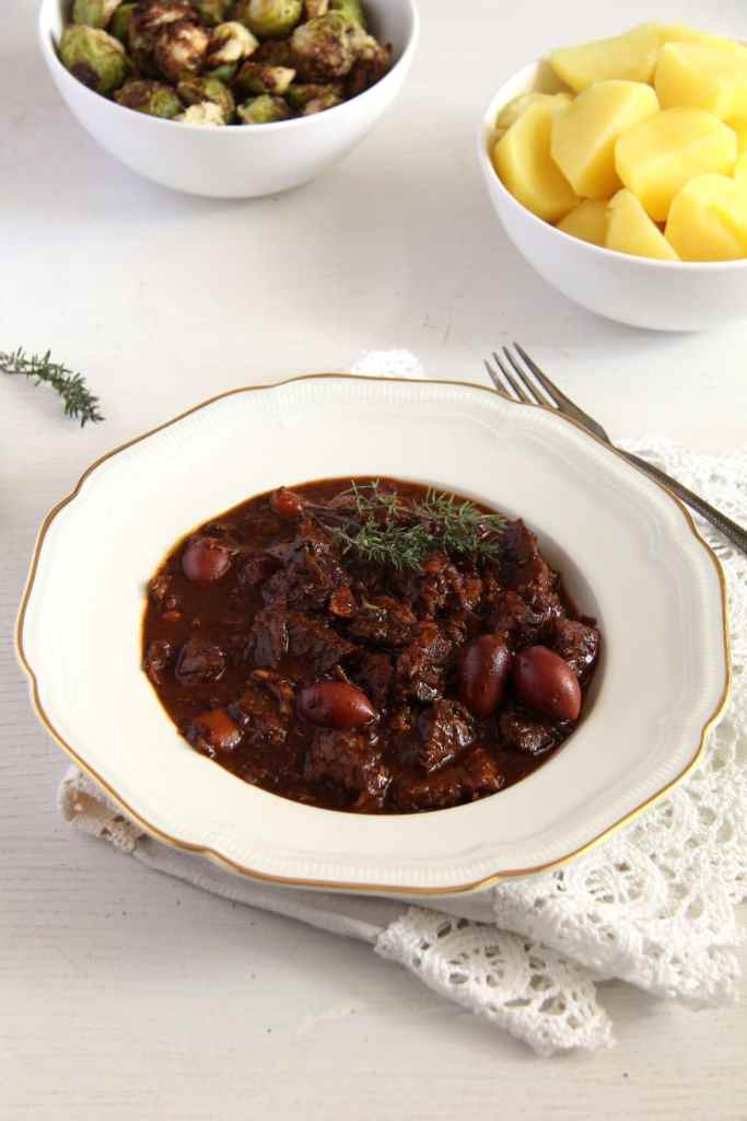 french stew 683x1024 French Beef Stew with Olives and Red Wine