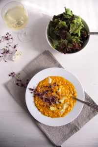 %name pumpkin risotto
