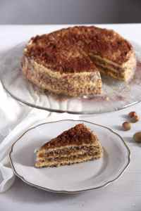 %name egyptian cake hazelnuts