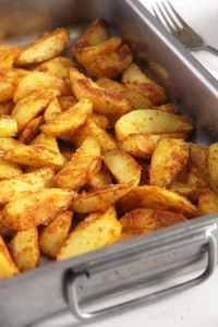 %name cornmeal potatoes salt