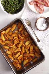 %name cornmeal potatoes