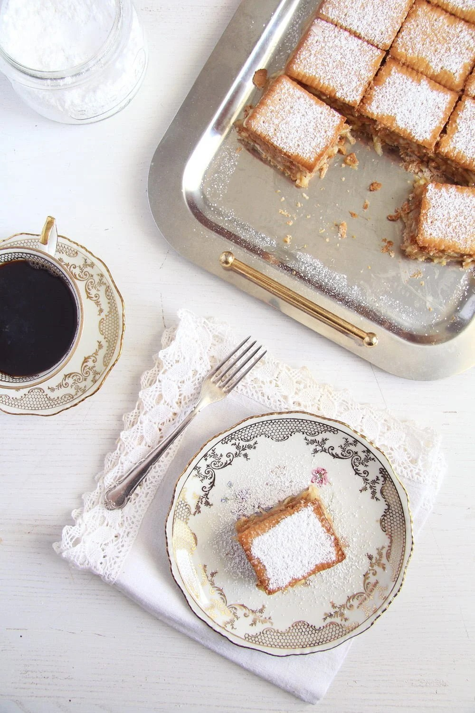 vegan biscuit cake Biscuit Apple Cake