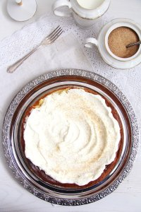 %name crustless cheesecake Easter