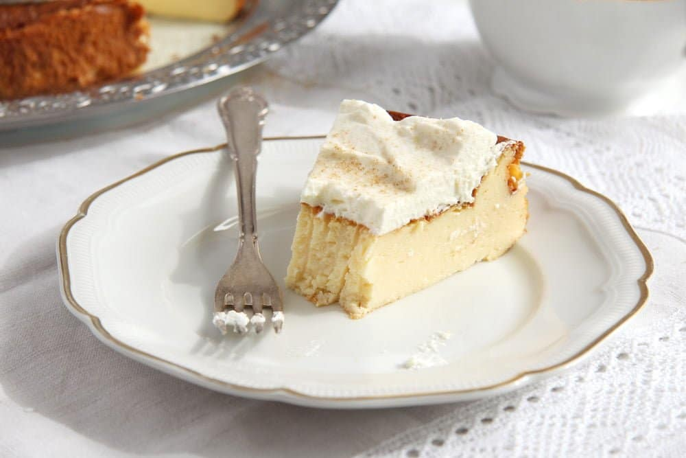 crustless cheesecake easy Crustless Cheesecake