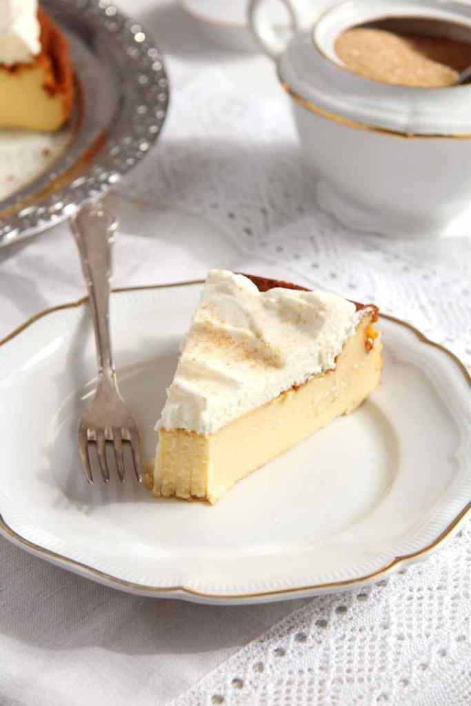 crustless cheesecake quar 683x1024 15 Favorite Cakes and Desserts